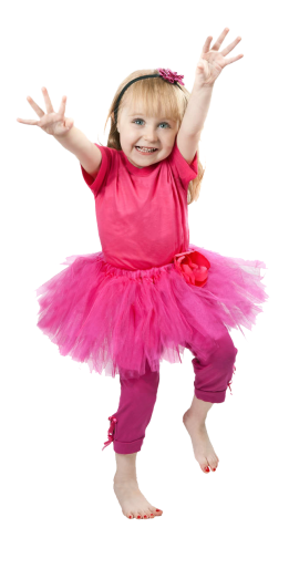 little-girl-pink-dress-dancing-studio-20854293